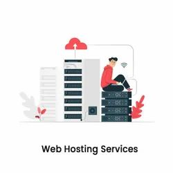 Web Hosting Service, With Chat Support