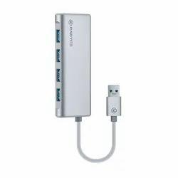 USB 3.0 4-Port Hub CA-U34H