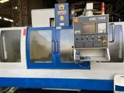 Old And Used Make Kafo VMC 1100 CNC Vertical Machine Center