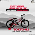 TOKYO-0.1 Kids-Series 20x2.125 ( Pink ) / Children Bicycle / Baby Girl Bicycle