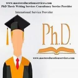 PhD Dissertation Writing Services in India