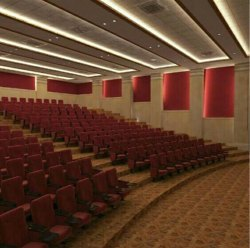 Auditorium Interior Design Service