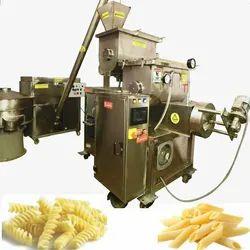Pasta And Macaroni Making Machine