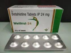 Betahistine Tablets IP. 24 MG.