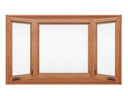Brown 3mm Window Frames