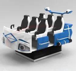 6 Seat 9D VR Cinema