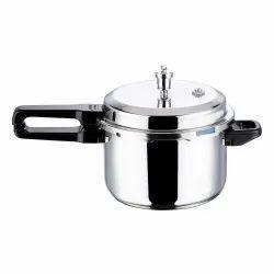Vinod 5 Litre Platinum Triply Stainless Steel Pressure Cooker