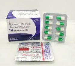Baclofen XL 30mg Capsules(Baclocare XL 30)