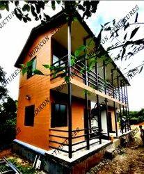 FCB Multi Storey Prefabricated Steel Buildings