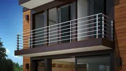 Balcony Stainless Steel Grill