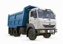 Tipper Dumper available on rental basis