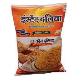 Salt Wheat,Soya Flour Instant Multigrain Dalia, Energy: 390.00 Kcal, Packaging Size: 500 Gm