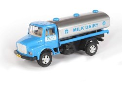 Kids Play Plastic Centy Mother Dairy Tanker, Child Age Group: Above 2 Year