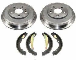 Stainless Steel Brake Drum