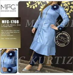 2 Pcs Indo Western Dress