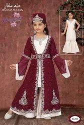 Halima Sultan Party Wear Dress For Girls