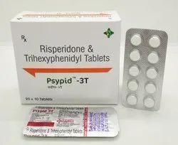 Trihexyphenidyl 2mg With Risperidone 3 Mg Tablets Md