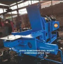 Horizontal Type Waste Paper Baling Machine