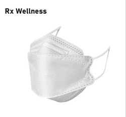 Rudrax Number Of Layers: 4 O2 Willow Face Mask