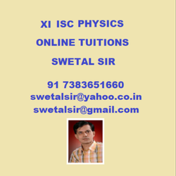 XI ISC Physics