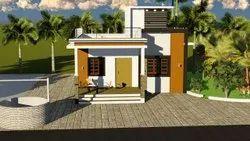 V P Architectural Designing Services, Delhi, V P Construction & Interiors