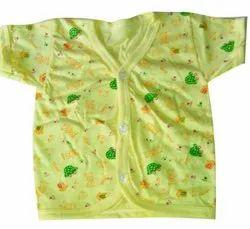 Boy Casual Wear Kids Baby Half Sinkar Cotton Jhabla, Age Group: 0-1yr