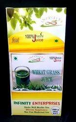 Amla With Wheatgrass Juice