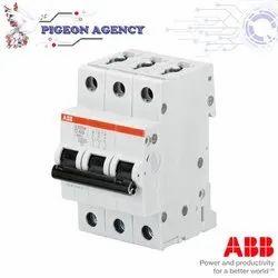 ABB - SB203M - D - 6A - 32A - 3 Pole - MCB