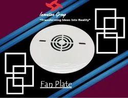 Plastic Round Fan Plate 6,7,8 inch