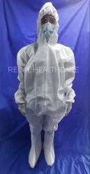 Disposable PPE Kit For Personal And Medical Protection