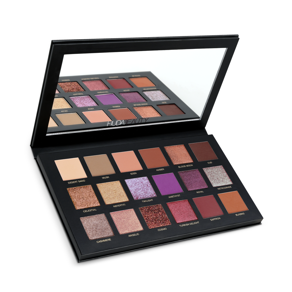 HUDA BEAUTY The New Nude Eyeshadow Palette New in Box