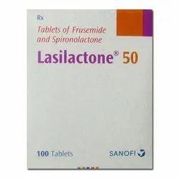 Lasilactone 50 ( Frusemide & Spironolactone )