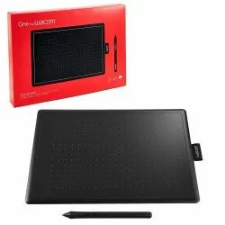 Wacom One by CTL-472/K0-CX Small 6-inch x 3.5-inch Graphic Tablet