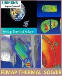 Siemens Femap Thermal Solver Software