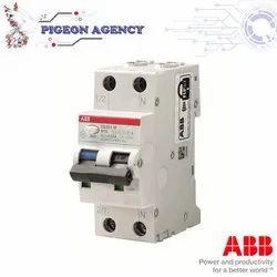 ABB  DS201M  C6A  AC300 RCBO