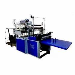 Plastic Bag Cutting Sealing Machine