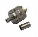UHF PL-259 Male Plug Crimp Connector For LMR200 Coax Cable