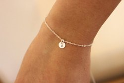 Tiny Initials Bracelet