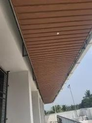 pvc 5 Wooden Ceiling Works