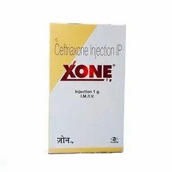 Xone 500 MG ( Ceftriaxone Injection IP )