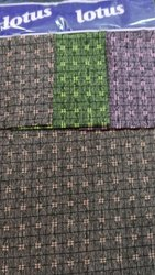 Z-4 Milan Spandex Check Fabric