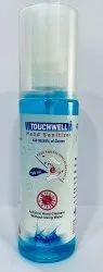 Touchwell Hand Sanitizer 120 ml