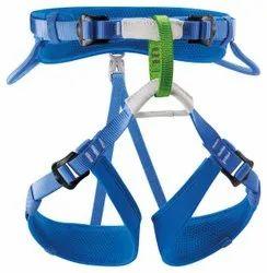 Petzl Adjustable Seat Harness For Children - MACCHU