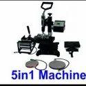 Multi Function Heat Press Machine