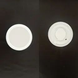 ADC Polycarbonate LED Panel Light Housing 4'''' B Round, Size: 4 Inch