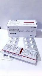Levocetrizine And Montelukast Dihydrochloride Tablets I.P.
