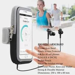 Jogging Armband Mobile Pouch
