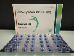 Trazadone Hydrochloride Tablets U.S.P.100 Mg