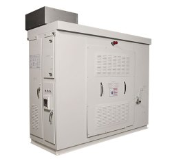 2.5MVA 3-Phase Dry Type Unitized Substation