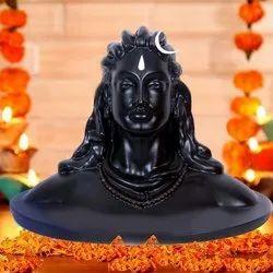 Polyresin Adiyogi Shiva Statue